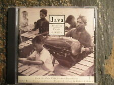 Java: Javanese Court Gamelan by Various Artists (Cd, May-1991, Nonesuch (Usa)