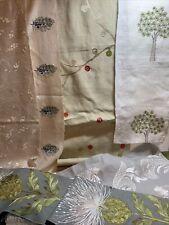 500g Plus Fabric Scrap Bundle Remnants off cuts Card Craft Bunting Appliqué B16