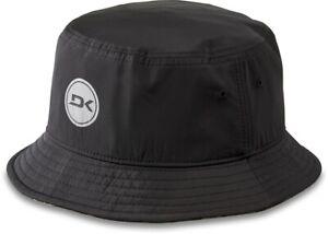 Dakine Option Reversible Bucket Hat Black / Aloha Camo One Size New 2021