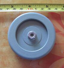 HV doorknob capacitor type K15U-1 (К15У-1), 1000pF, +/-20%, 30kVAr, 4kV