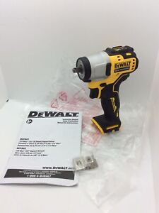 "Dewalt Impact Wrench DCF902 BRUSHLESS 12V max 3/8""  (Tool-Only)"