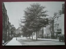 POSTCARD LONDON CAMDEN - CHURCH ROW C1907