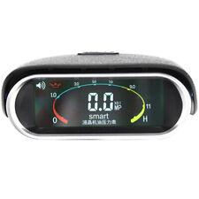 12v/24v Truck Car Oil Pressure Gauge Engine Oil Pressure Meter Monitor Display