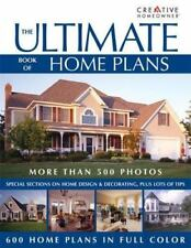 The Ultimate Book of Home Plans-ExLibrary