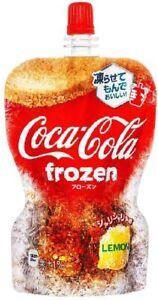 JAPAN Coca-Cola Frozen Lemon 125g Multi × 30 bags re-401-
