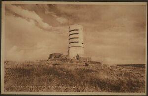 GUERNSEY postcard German watchtower at L'Eree