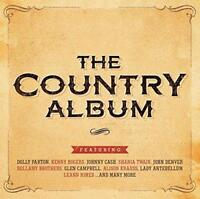 The Country Album - 2015 - Various Artists (NEW 2CD)