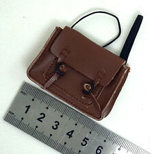 XB110-06 1/6 Scale HOT WWII Dragon DID Officer Leather Pouch Bag TOYS