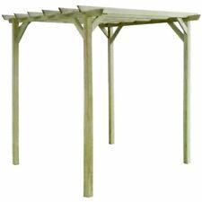 Vidaxl legno FSC pergolato da giardino recinzione Recinto Pergola Fioriera