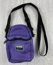 Kalimar Vintage 1990s Shoulder Strap Cross Body Sling Pack Bag Hipster Satchel