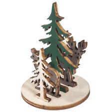 Rayher Hobby - Holz-Steckteile Waldeslust, 2 Motive, 3-6,5cm