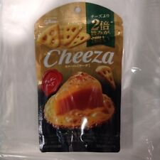 Glico Cheeza Cheddar Cheese 40g cheese cracker from Japan
