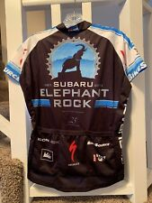 Elephant Rock Subaru 2012 Cycling Jersey-size Medium Womens