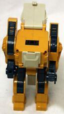 Vintage G1 Transformers Headmaster Weirdwolf Robot Figure for parts