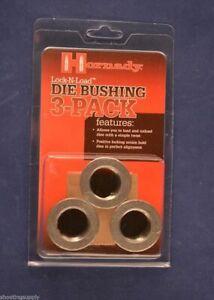 Hornady Lock-N-Load Die Bushing 3-pack New In Box 44093 044093