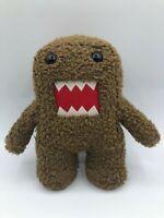 Official Sekiguchi NHK Domo Japanese Brown Mascot Plush Soft Stuffed Toy Animal