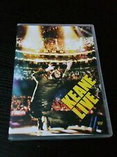 Keane Live DVD 2007 full length, multi-angle concert, short film soundcheck 16:9