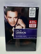 The Jack Lemmon Star Collection [Some Like It Hot / Avanti! / The Apartment / Ho