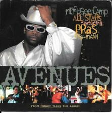 CD SINGLE 2 TITRES--REFUGEE CAMP ALL STARS FEAT PRAS--AVENUES--1997