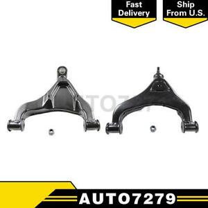 Set of 2 Front Lower Suspension Ball Joint fits 2014 Freightliner Sprinter 2500
