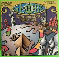 Globe Whiz Inter-Continental Family Board Game, 857278002003