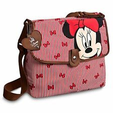 Disney Minnie Mouse Diaper Bag by Babymel NEW With Tags