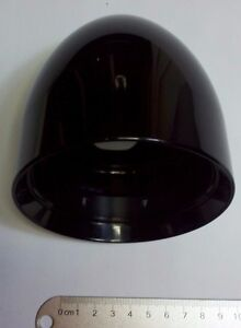 Viper Motorcycle Company Speedometer / Tachometer Housing 2053008 Black