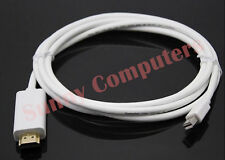 1.8M Mini Displayport MDP to HDMI Cable Cord For Microsoft Surface Pro 4 3 Book