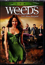 Weeds, Season Six (DVD, 3 Disc 2006) Mary Louise Parker (new, sealed).