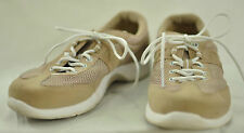 EUC womens orthoLite ryka tan tennis shoes size 6 quality style fit brand new!