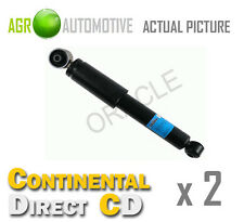 2 x CONTINENTAL DIRECT REAR SHOCK ABSORBERS SHOCKERS STRUTS OE QUALITY GS3098R