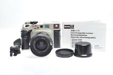Mamiya 7 II + Mamiya n 65mm f/4