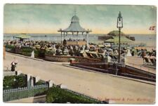 The Bandstand and Pier, Worthing, Sussex