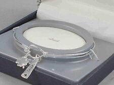 Macy's Inspirational Sterling Silver Lucky Clover Luck Catch Cuff Bracelet $100