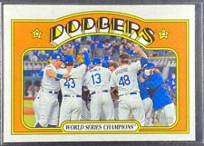 2021 Topps Heritage Baseball - You Pick - Complete Your Set #1-200