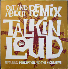 "Perception And The K-Creative - Out And About Remix (12"", EP)"