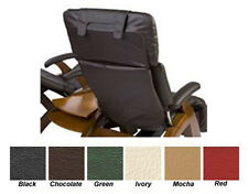 New Espresso Back Cover for Human Touch Perfect Zero Gravity Chair Recliner