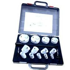 18 PC BI-METAL HOLE SAW KIT 3/4 >3-1/4 BITS CASE