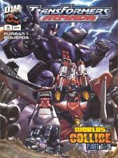 Transformers Armada #14 Comic Book - Dreamwave