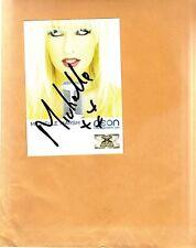 Michelle Marsh-signed photo-4