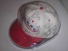 NSCAR - 1998- DIEHARD - MILWAUKEE MILE HAT - SIGNED BY EVERY DRIVER OF THAT RACE