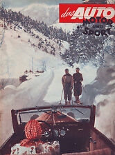 ams 26/1951 auto motor sport/Test-Resumeé 1951 / BMW 328 Kurzbericht /15.12.51