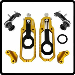 Chain Tensioner adjuster with spool  For Yamaha R1 YZF-R1 2007 2008 2009 2010