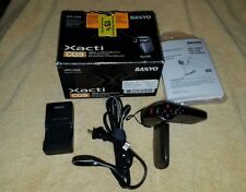 Sanyo VPC-CG9 Xacti CG9 HD Stereo 9.1 MP Camcorder CAMERA 5.0X Zoom