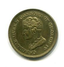 GB 1821 QUEEN CONSORT MEDAL