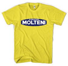 Molteni Alimentari Pro Cycling Merckx Unisex T-Shirt All Sizes Colours