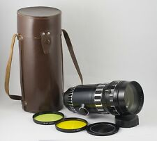 TAIR 33 F/4.5 300mm medium format LENS SALUT SALYUT SALYUT-C KIEV 88 MINT OPTICS