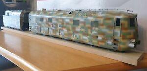 Kiss Spur 1 BR 05 003 DRG Stromlinie mit Frontführerstand in Tarnfarben 500430