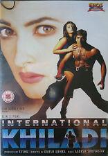 INTERNATIONAL KHILADI - AKSHAY KUMAR - TWINKLE KHANNA - NEW BOLLYWOOD FILM DVD