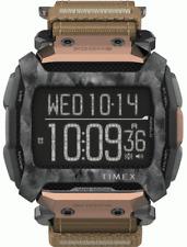 Herrenuhr TIMEX COMMAND TW5M28600 Textilarmband Beige Digital